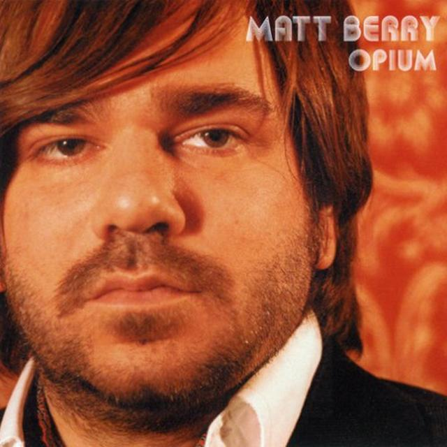 Matt Berry OPIUM Vinyl Record