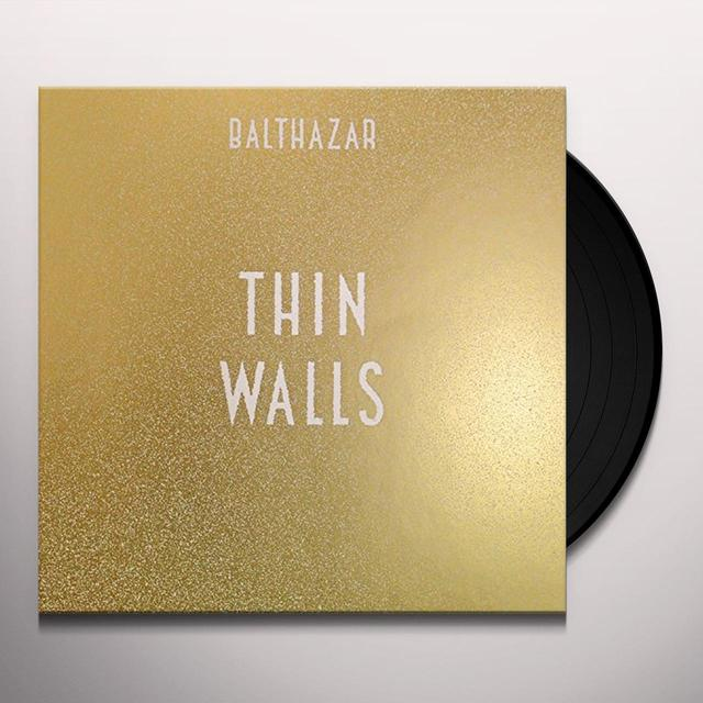 Balthazar THIN WALLS Vinyl Record - UK Release