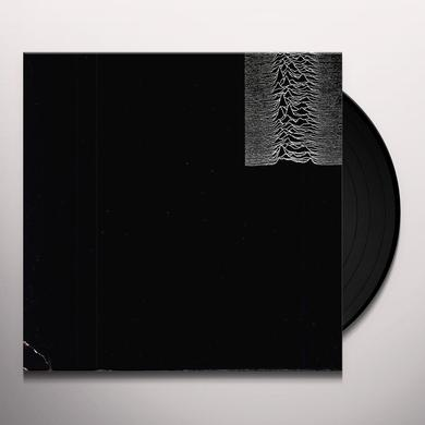 Joy Division UNKNOWN PLEASURES (GER) Vinyl Record