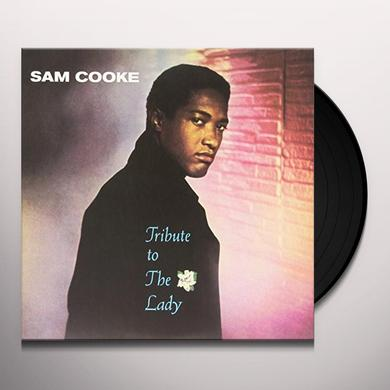 Sam Cooke TRIBUTE TO THE LADY Vinyl Record