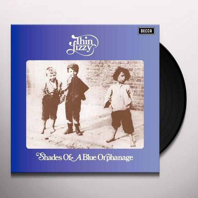 Thin Lizzy Chinatown Vinyl Record Gatefold Sleeve