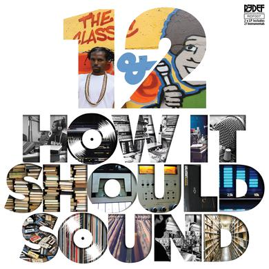 Damu The Fudgemunk HOW IT SHOULD SOUND: VOLUMES 1 & 2 Vinyl Record