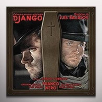Luis Bacalov DJANGO (SCORE) / O.S.T. Vinyl Record - 10 Inch Single, Gatefold Sleeve, Purple Vinyl