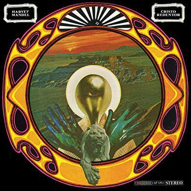 Harvey Mandel CRISTO REDENTOR Vinyl Record