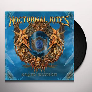 Nocturnal Rites GRAND ILLUSION Vinyl Record