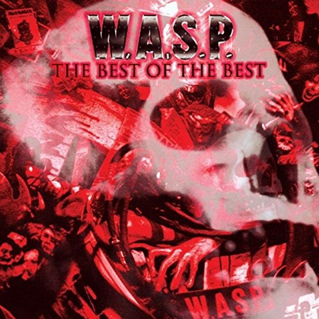 Wasp BEST OF THE BEST Vinyl Record