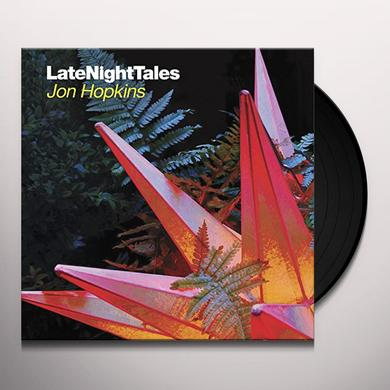 Jon Hopkins LATE NIGHT TALES Vinyl Record