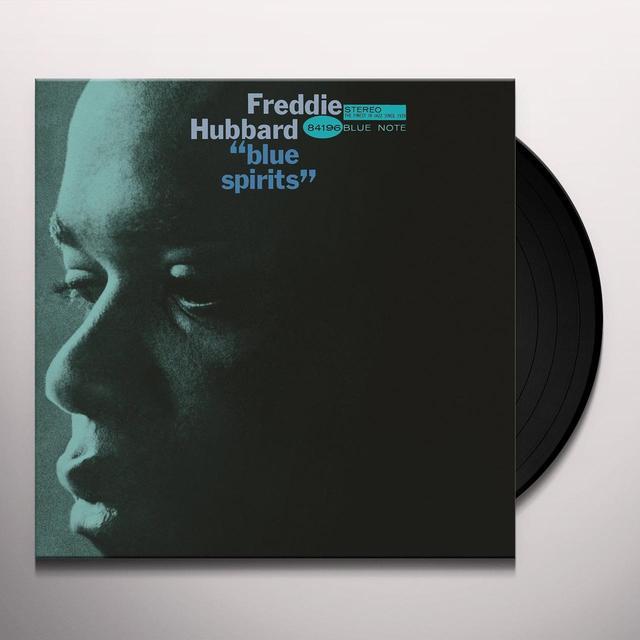 Freddie Hubbard BLUE SPIRITS Vinyl Record