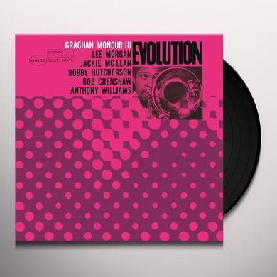 Grachan Iii Moncur EVOLUTION Vinyl Record - Reissue