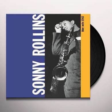 Sonny Rollins VOLUME 1 Vinyl Record - Reissue