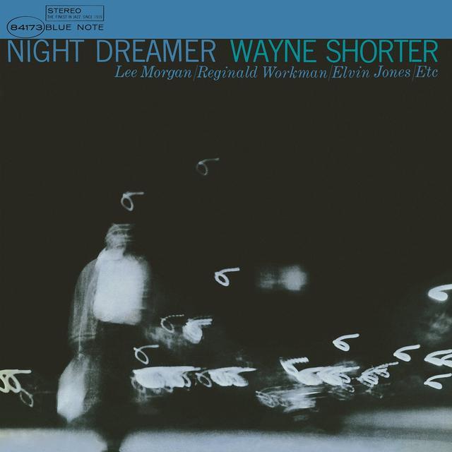 Wayne Shorter NIGHT DREAMER Vinyl Record - Reissue