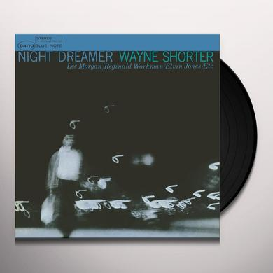Wayne Shorter NIGHT DREAMER Vinyl Record - Reissue