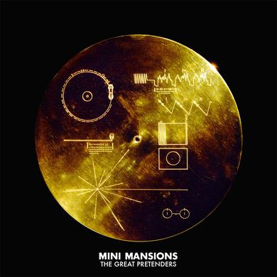 Mini Mansions GREAT PRETENDERS Vinyl Record