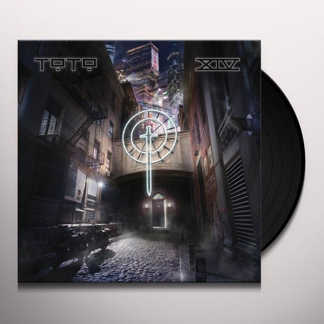TOTO XIV Vinyl Record