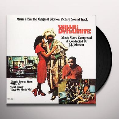 J.J. Johnson WILLIE DYNAMITE Vinyl Record