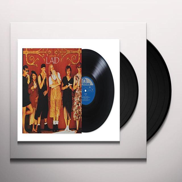 James LAID Vinyl Record