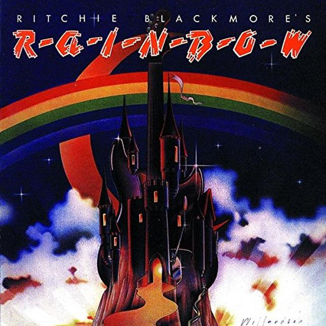 RITCHIE BLACKMORES RAINBOW Vinyl Record