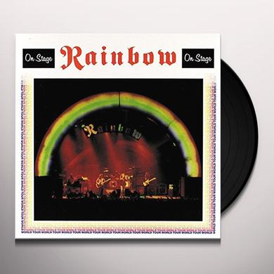 Rainbow ON STAGE Vinyl Record