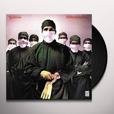 Rainbow DIFFICULT TO CURE Vinyl Record