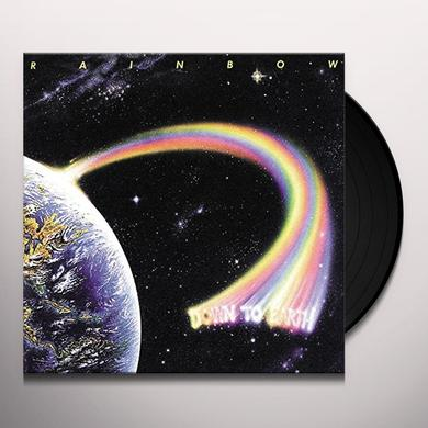 Rainbow DOWN TO EARTH Vinyl Record