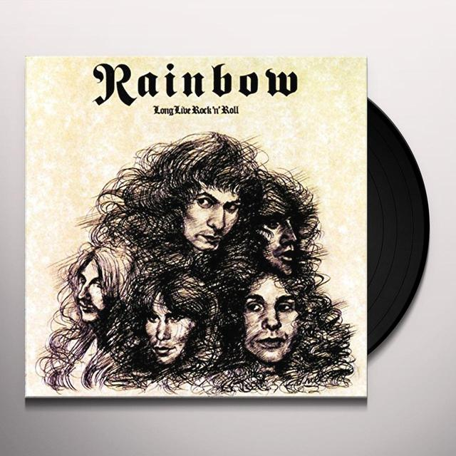 Rainbow LONG LIVE ROCK N ROLL Vinyl Record