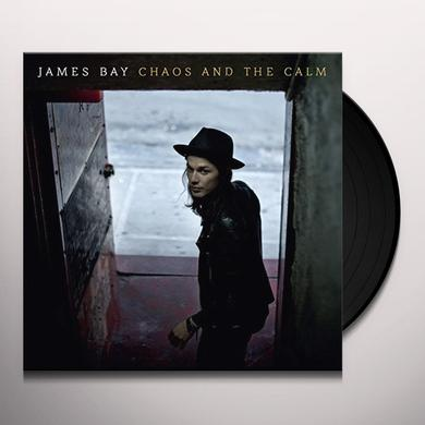 James CHAOS & THE CALM Vinyl Record