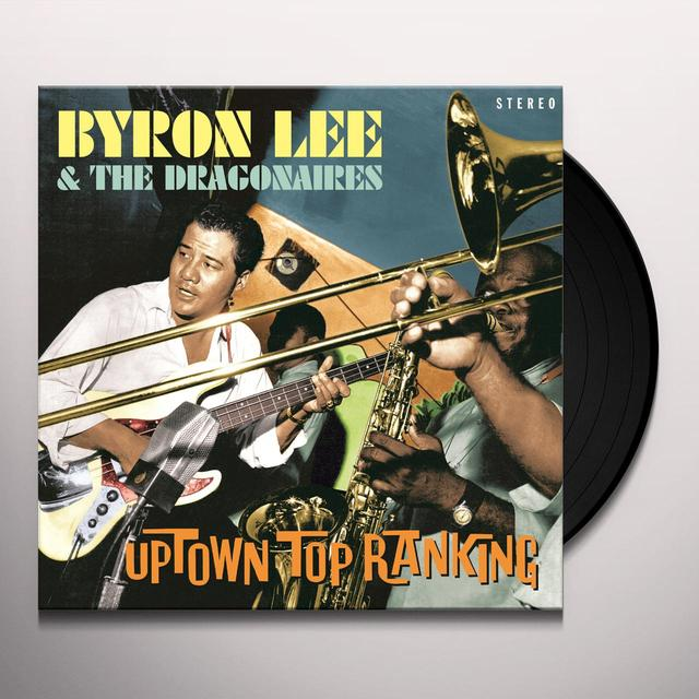 Byron Lee & The Dragonaires UPTOWN TOP RANKING Vinyl Record