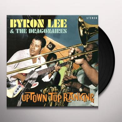 Byron Lee & The Dragonaires UPTOWN TOP RANKING Vinyl Record - Gatefold Sleeve