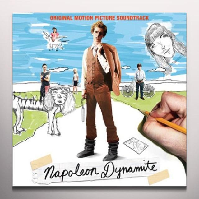 NAPOLEON DYNAMITE / O.S.T. (GATE) (COLV) (Vinyl)