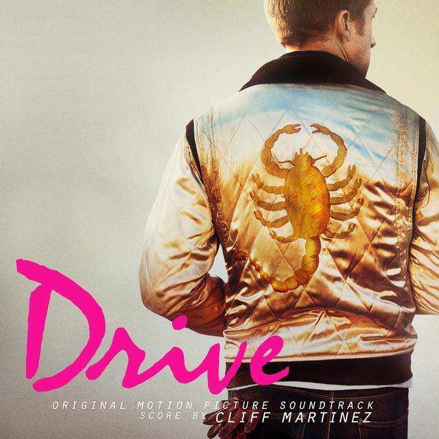 Cliff Martinez DRIVE - O.S.T. (GATE) (CVNL) (OGV) (Vinyl)