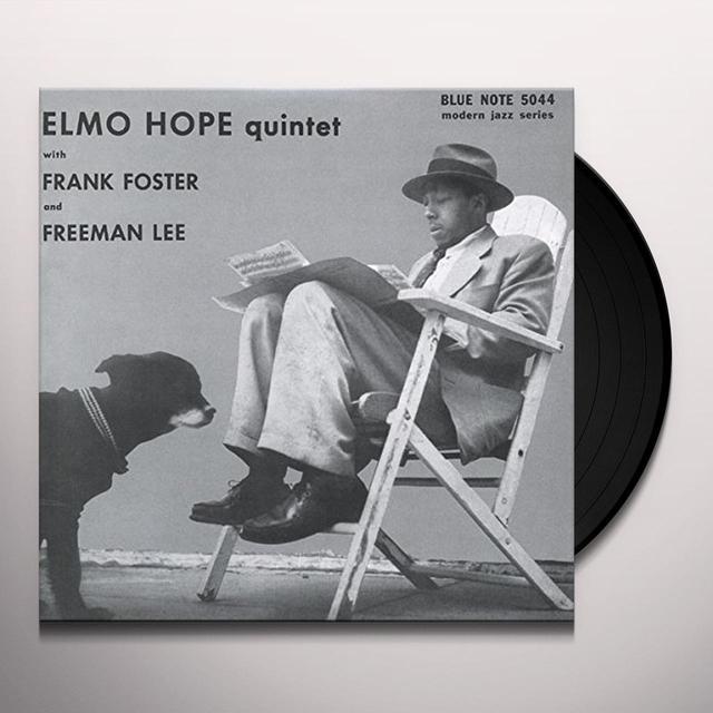 Elmo Hope VOLUME 2 Vinyl Record