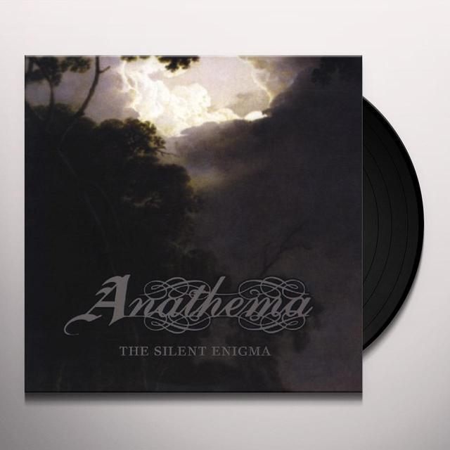 Anathema THE SILENT ENIGMA Vinyl Record