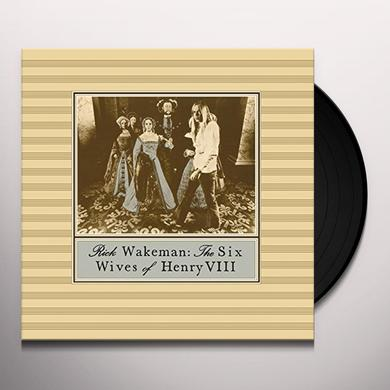 Rick Wakeman SIX WIVES OF HENRY THE VIII Vinyl Record
