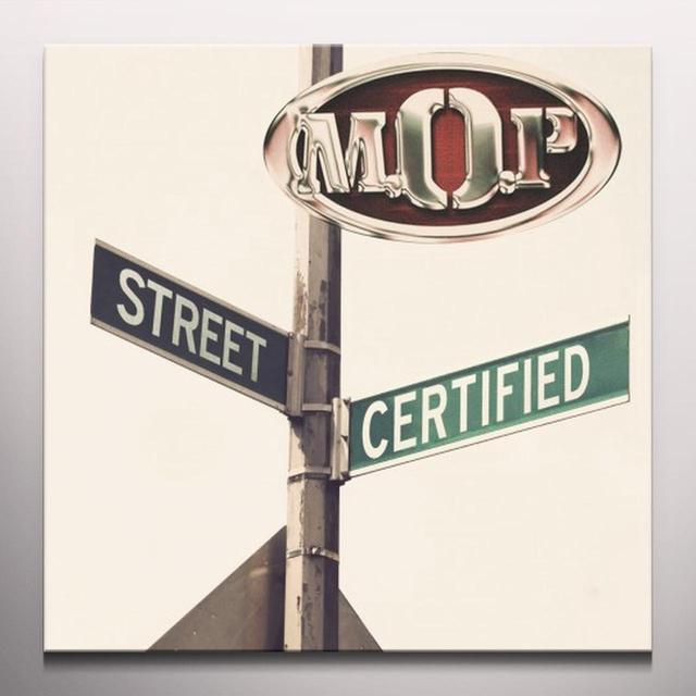 M.O.P. STREET CERTIFIED Vinyl Record - White Vinyl