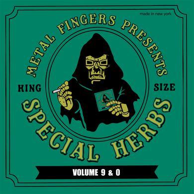 Mf Doom SPECIAL HERBS 9 & 0 Vinyl Record
