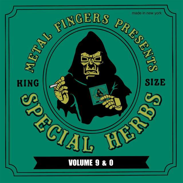 Mf Doom SPECIAL HERBS 9 & 0 (WSV) Vinyl Record