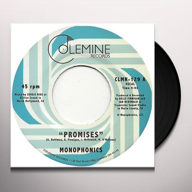 Monophonics PROMISES Vinyl Record