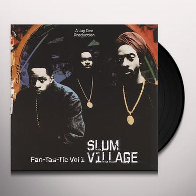 Slum Village FANTASTIC VOL. 1 (WSV) Vinyl Record