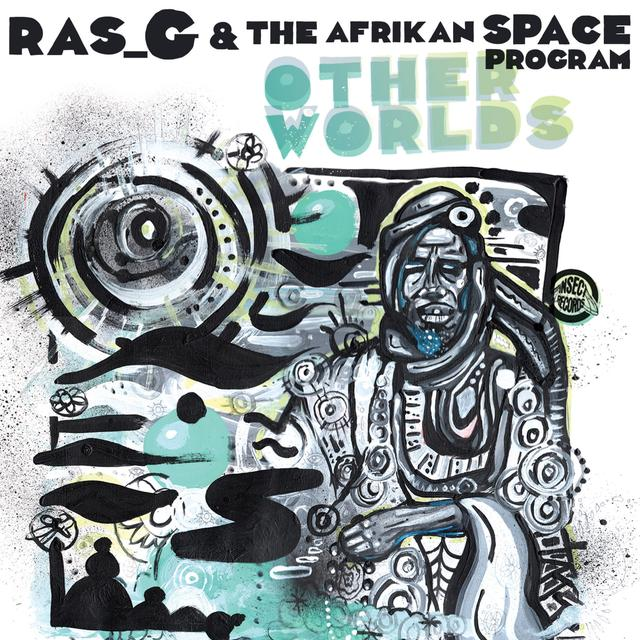 RAS G & AFRIKAN SPACE PROGRAM OTHER WORLDS Vinyl Record