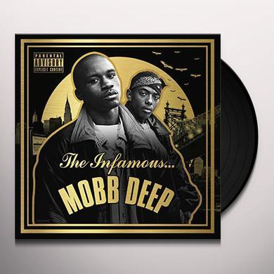 INFAMOUS MOBB DEEP (BONUS TRACKS) Vinyl Record