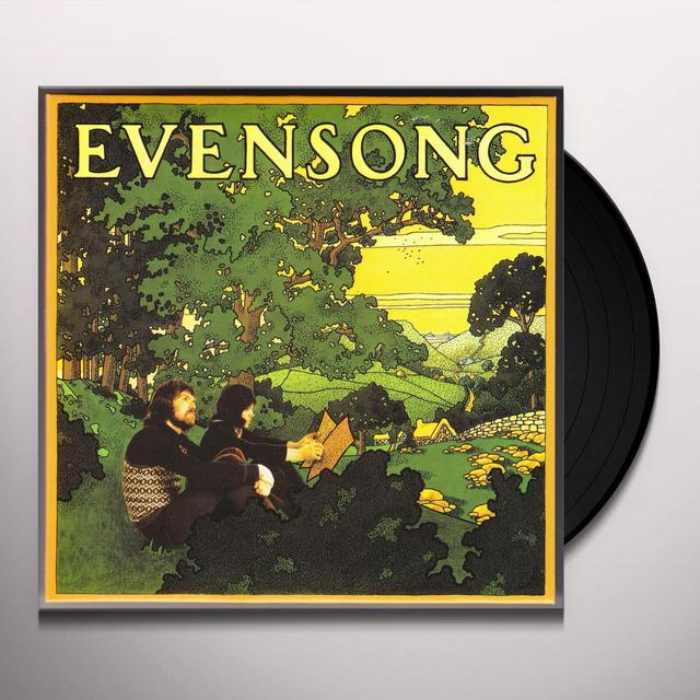EVENSONG Vinyl Record - Limited Edition, 180 Gram Pressing