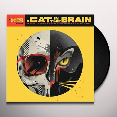 Fabio Frizzi A CAT IN THE BRAIN (SCORE) / O.S.T. Vinyl Record - Gatefold Sleeve, Limited Edition