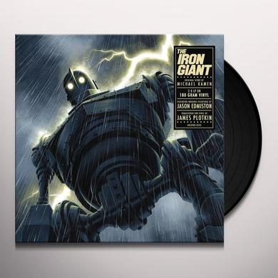 Michael Kamen IRON GIANT (SCORE) / O.S.T. Vinyl Record - Black Vinyl, 180 Gram Pressing, Remastered