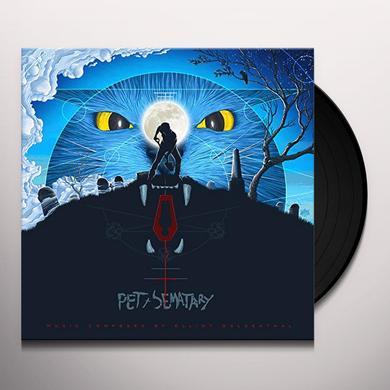 Elliot Goldenthal PET SEMATARY (SCORE) / O.S.T. Vinyl Record