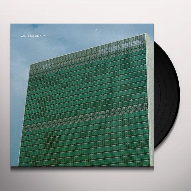 VANESSA AMARA BOTH OF US / KING MACHINE Vinyl Record