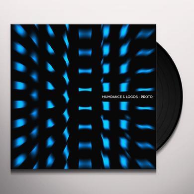 Mumdance & Logos PROTO Vinyl Record