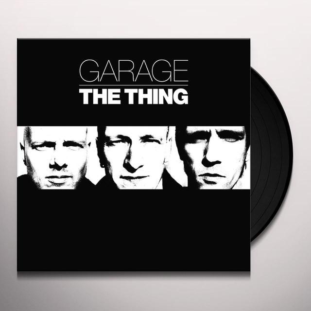 Thing GARAGE Vinyl Record
