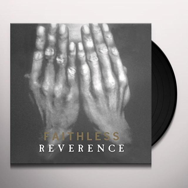 Faithless REVERENCE Vinyl Record - Holland Import