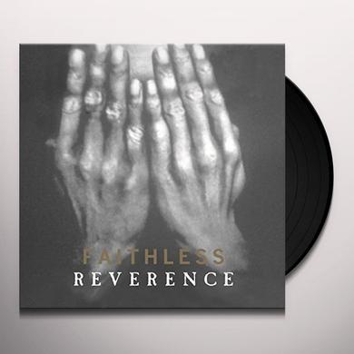 Faithless REVERENCE Vinyl Record - Holland Import