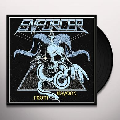 Enforcer FROM BEYOND Vinyl Record - UK Release